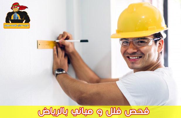 شركة الاستشاري لخدمات فحص مباني بالرياض