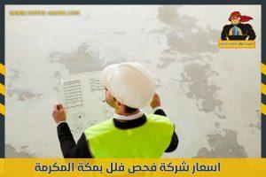 اسعار شركة فحص فلل بمكة المكرمة